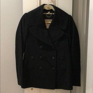 Burberry Pea Coat